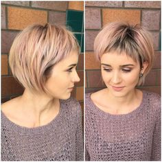 Fun Short Haircuts for Fine Hair