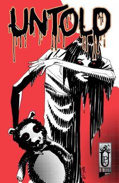Untold #1 - McCrea variant cover