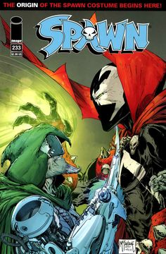 Spawn #233 - Complex Messiah Part Five (Issue)