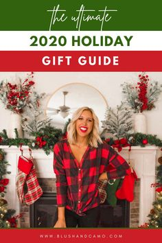 I am so excited to share with you my holiday gift guide for 2020! You'll find gifts for everyone in your life including your four-legged friends! Every page is filled with the best gifts from this year! Enjoy! #christmasgiftideas #giftsforher #tistheseason #giftsforpets