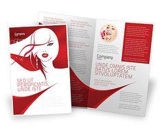 career brochure template