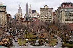 Фотографии Нью-Йорка   Фото города и достопримечательностей - Города США