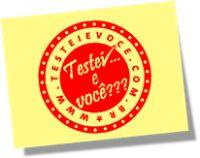 Testei, e você? ---> www.testeievoce.com.br #testeiEvoce #anaaraujo #isaaraujo