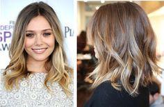 "10 Gorgeous Medium ""Lob"" Hair Styles"