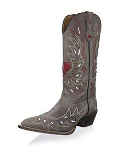 Laredo Women's Val Boot (Grey Goat)