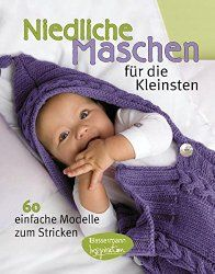 GESTRICKT - Süßer Babyschlafsack - KAPANOS