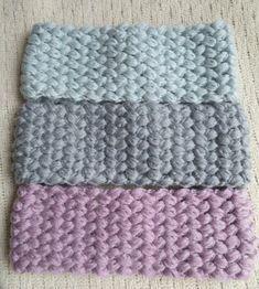 My Favorite Crochet Headband pattern