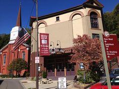 Mauch Chunk Opera House, Jim Thorpe, PA