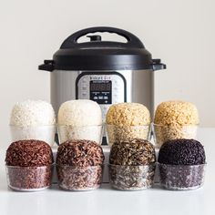 Instant Pot Rice | Recipe | Instant pot, How to cook rice ...