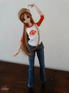 Mirai Suenaga Smart Doll by lullypop