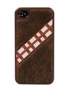 Chewbacca Star Wars iPhone case
