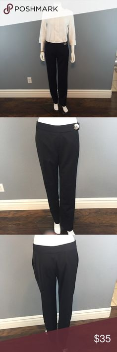 """Tory Burch black dress pants Tory Burch black dress pants. Size 8 with a 31 1/2"""" inseam. Made of 97% wool and 3% spandex. Tory Burch Pants Trousers"""