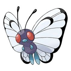 Butterfree 012