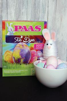PAAS Tie Dye Easter