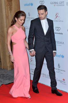Pin for Later: Liam Payne und Cheryl Fernandez-Versini zeigen sich zum ersten Mal ganz offiziell zusammen