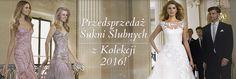 Najpiękniejsze suknie ślubne dla Panny Młodej w salonie Młoda i Moda