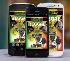 Island Voices Reggae & New Jamaican Music - an EBook/digital music guide created for the global travel who uses a smartphone or digital tablet.  we promise your visit to Jamaica will be more fun with our book.