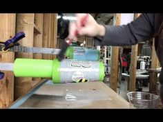 (8) Glitter Tumbler Series: Episode 4: Sanding, Decal Application, and Second Layer of Epoxy - YouTube