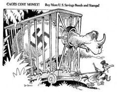 Dr Seuss propaganda art