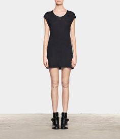 Kayo Dress, Women, Dresses, AllSaints Spitalfields