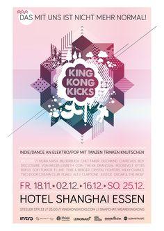 King Kong Kicks // 12 2016