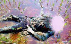 শৈলকুপায় সেই মস্তকবিহীন লাশের পরিচয়ে নারী ঘটিত কারণে হত্যা !