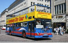 Ride a City Sightseeing Tour Bus