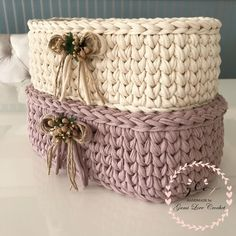 1 million+ Stunning Free Images to Use Anywhere Crochet Bowl, Crochet Basket Pattern, Knit Basket, Crochet Art, Crochet Crafts, Crochet Stitches, Crochet Projects, Free Crochet, Crochet Patterns