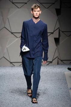 Z Zegna Spring / Summer 2014 men's