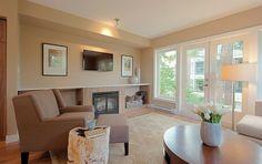 Townewalk Homes Living Room