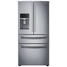 Samsung Refrigerators RF28HMEDBSR