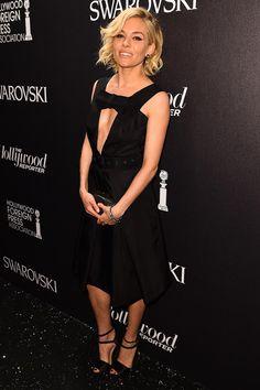Sienna Miller in Prada - Cannes Film Festival 2015: Red Carpet | Harper's Bazaar
