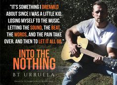 Silence Is Read: #teaser from  Into the Nothing by BT Urruela