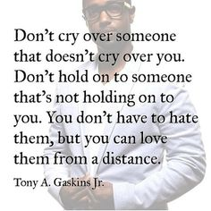 Tony A. Gaskins Jr quote