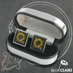 Clan Macpherson products in the Clan Tartan and Clan Crest, Made in Scotland…. Free worldwide shipping available