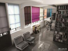 Rolgordijnen Slaapkamer 88 : Beste afbeeldingen van rolgordijnen living room bedrooms en