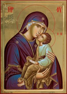 18 Disadvantages Of Religious Iconography And How You Can Religious Images, Religious Icons, Religious Art, Byzantine Icons, Byzantine Art, Blessed Mother Mary, Blessed Virgin Mary, Madonna, Virgin Mary Painting