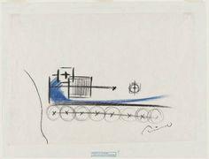 Tadao Ando. Church on the Water, Tomamu, Hokkaido, Japan, Plan and sketch. Unknown