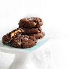 Double-Chocolate Peanut-Butter Biscuits | MiNDFOOD