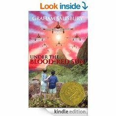 Under the blood red sun ar book level 40 lexile level 640 amazon under the blood red sun ebook graham salisbury kindle fandeluxe Images