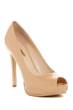 GUESS Honora Patent Pump