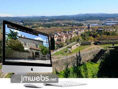 Ofrecemos nuestro servicio de diseño de páginas web en Hostalric. Diseño web personalizado y a medida (Barcelona). Más información en www.jmwebs.com - Teléfono: 935160047