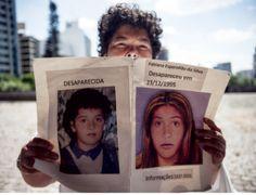 Mais de 5,5 mil estão na lista de desaparecidos