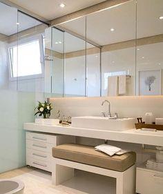 Mais um lindão banheiro pra conta! Quem aí também é apaixonado por…