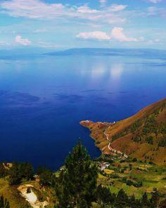 Lake Toba, Brastagi, Indonesia
