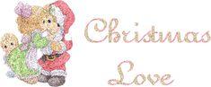 Christmas Love, Christmas Pictures, Xmas, Photos For Facebook, Love Kiss, Precious Moments, Teddy Bear, Glitter, Kisses