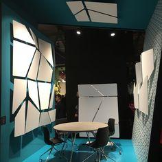 JIENARTS +86-18129907376 Milan International Furniture Fair  #软装#实物画#装置艺术画# Conference Room, The Originals, Table, Furniture, Design, Home Decor, Decoration Home, Room Decor
