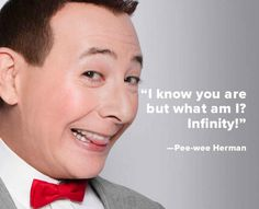 Peewee herman quote lick a lick