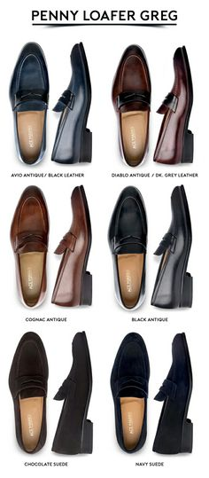 Italian Leather Shoes, Mens Leather Shoes, Italian Loafers, Italian Shoes  For Men, a754899e8c