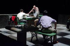 'Fish Men' production - Teatro Vista, 2012